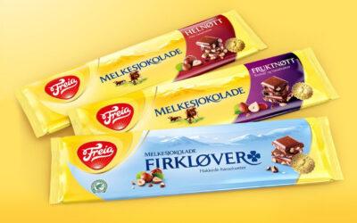 Freia i król czekolady